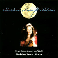 Madeline's Midnight Melodies CD