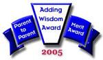 Adding Wisdom Award